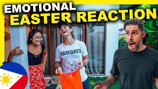Bringing AUSTRIAN EASTER TRADITION to the PHILIPPINES - PRICELESS REACTION!