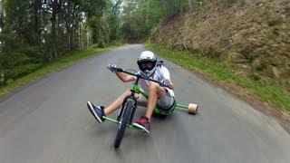 Epic drift triking