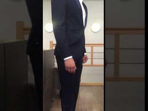 costume homme style smoking pour cérémonie ou mariage Mario Milano