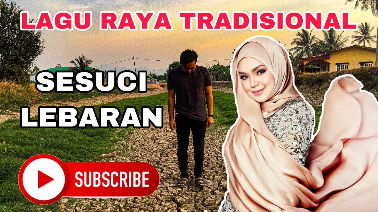 Lagu Raya Sesuci Lebaran Siti Nurhaliza Azam Putra Youtube