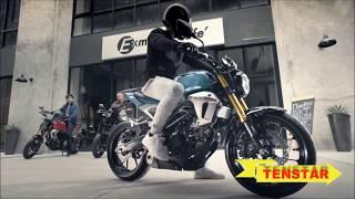 New Honda CB150R Exmotion Promo Video