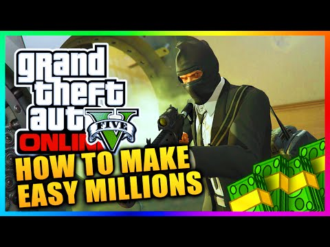 How to make money fast in gta 5 online low level jobs