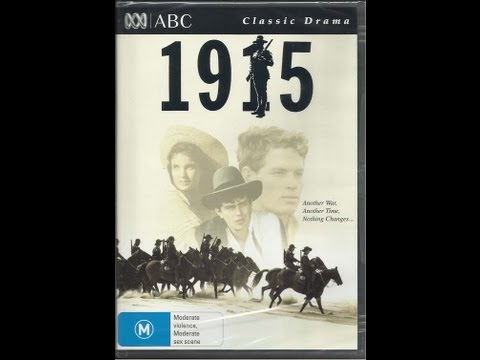 1915 ABC MINISERIES DVD LIGHT HORSE WW1