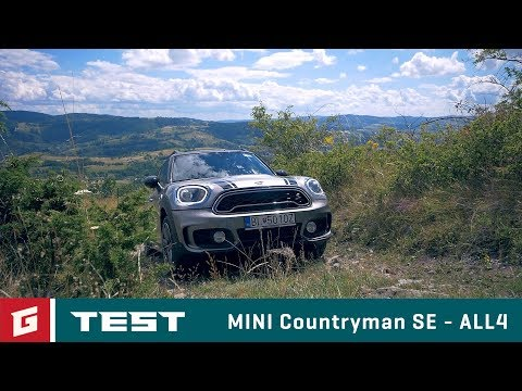 MINI Countryman SE ALL4 - SUV -TEST - GARAZ.TV