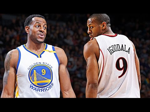 Andre Iguodala's BEST Play Each Season In The NBA! (04-16 Season)