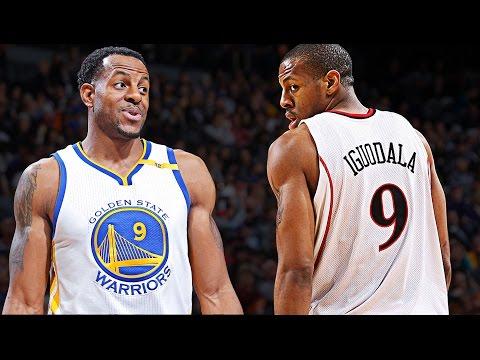 Andre Iguodala's BEST Play Each Season In The NBA! (04-16 Season)