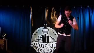 Martin Frank GEWINNER Stuttgarter Comedy Clash Februar 2017