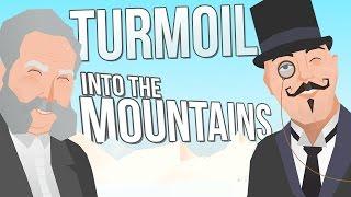 Turmoil Gameplay - Into The Mountains! - Let