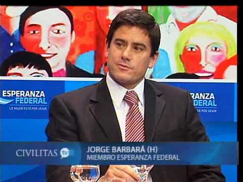 CIVILITAS TV 2012 - ESPERANZA FEDERAL- Programa 4 - 07/10/12