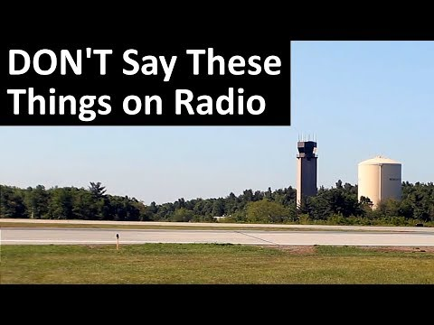 7 Things Pilots Say that Nobody Wants to Hear...  Don't Be The Unprofessional One!