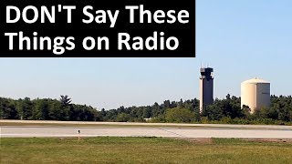 7 Things Pilots Say that Nobody Wants to Hear...  Don