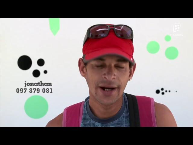 Imaginarios visita Pza Seregni - Cordón - TV Ciudad 2016