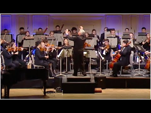 Johann Strauss II - The Blue Danube (Boston Conservatory at Berklee)