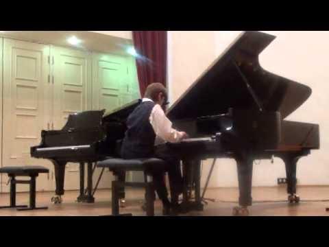 видео: Даниил Харитонов 7 класс