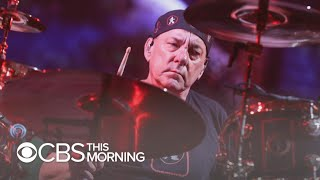 Remembering Rush drummer Neil Peart