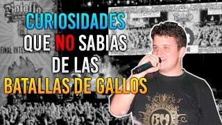 CURIOSIDADES QUE NO SABÍAS DE LAS BATALLAS - Tess La