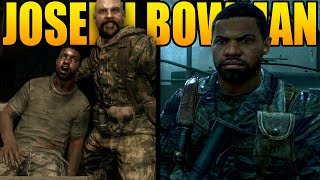 The Full Story of Joseph Bowman (Black Ops Story)