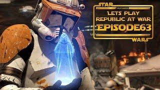 Lets Play....Star Wars Republic At War! Episode 63