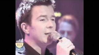 Rick Astley,  What You See Is What You Don't Get ,pertece al album . Keep It Turned On: