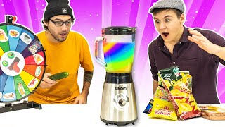 DIE REGENBOGEN MIX-DRINK CHALLENGE? - Mixer Challenge [Deutsch/HD]
