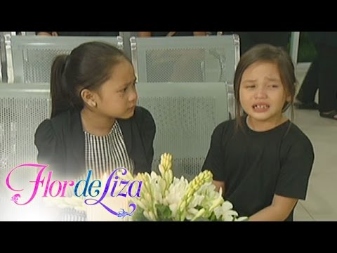 FlordeLiza: Stay strong, Flor!
