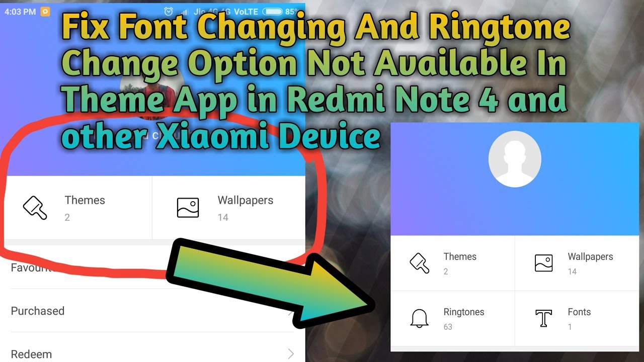 How To Fix Font Changing Option Missing In Theme App In