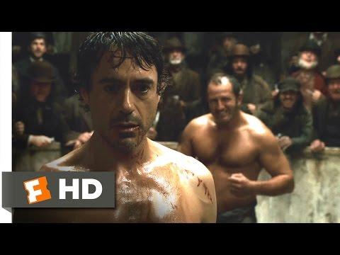 Sherlock Holmes (2009) - Boxing Match Scene (3/10)   Movieclips