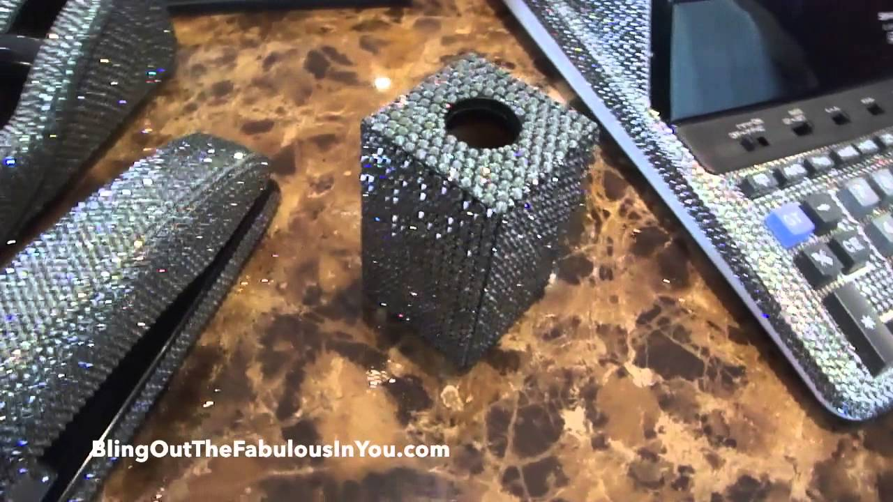 Bling Office Accessories