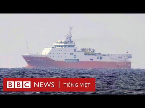 Bãi Tư Chính: Diễn Biến Mới Khi Tàu Hải Dương 8 Của Trung Quốc Trở Lại Biển VN - BBC News Tiếng Việt