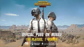 PUBG MOBILE TENCENT GAME POWER PC