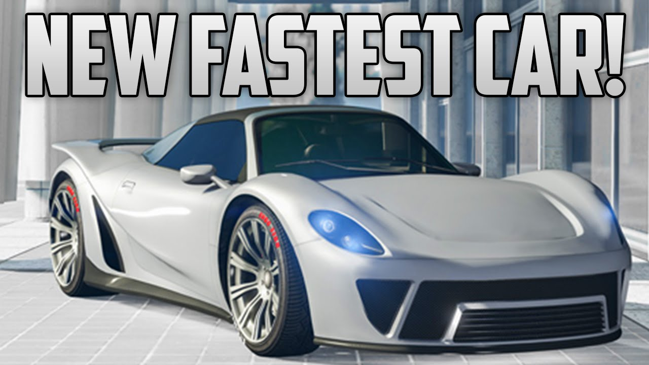 GTA 5 Online - NEW FASTEST CAR!