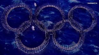 видео: Кольца на Закрытии Сочи - 2014 (HD)