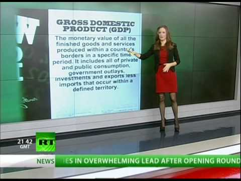 Word of the Day: Gross Domestic Product (GDP)