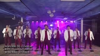 """Banda La Llegamaz """"Los Palillos Chinos,El Telegrama. (En Vivo )"""