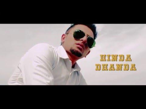 Hinda Dhanda - END - Official Music Video HD - Latest Punjabi Song 2016