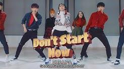 Dua Lipa - Don't Start Now : Gangdrea Choreography