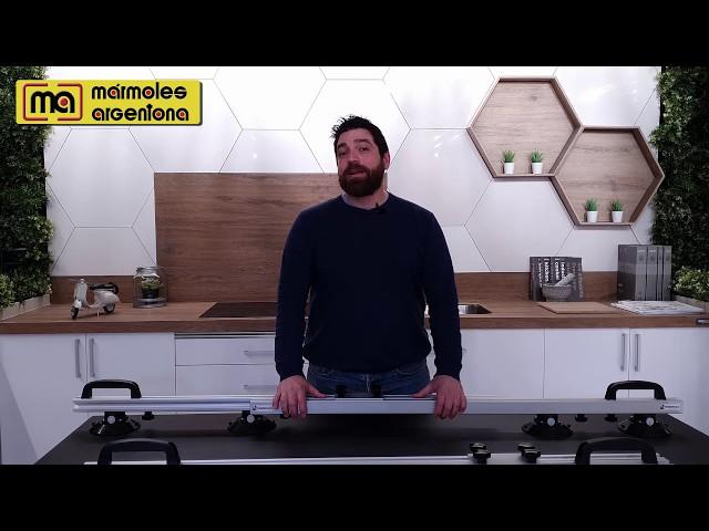 VENTOSAS PARA TRANSPORTE DE PIEZAS