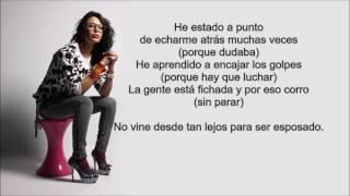 Zaho - Étranger (Subtítulos Español) HD