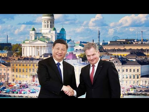 President Xi forges closer ties with Finland, signs cooperation deals