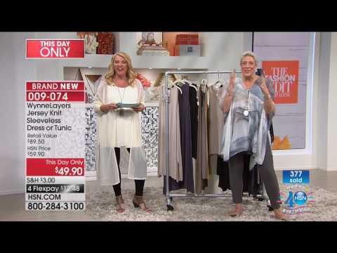 HSN | MarlaWynne Layers Fashions Celebration 07.25.2017 - 08 PM