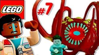 Мультик Звездные войны ЛЕГО [7] Чубакку призывают в армию Lego Star Wars The Force Awakens