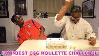 Download lagu Funniest Egg Roulette Challenge MP3