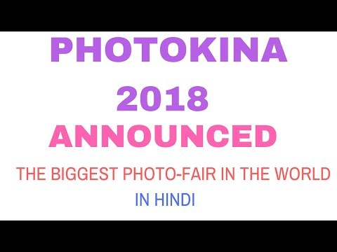 Biggest photo and video trade fair in the world