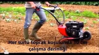 PUBERT VARİO R 210 ÇAPALAMA MAKİNASI