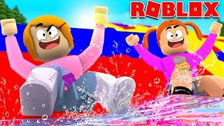 Roblox Wildwater Kingdom Waterpark!