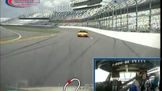 Tracy's Richard Petty Driving Experience at Daytona - 4/20/12