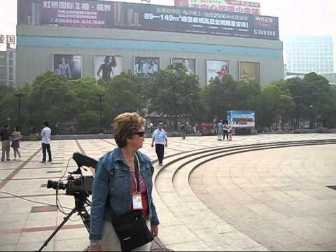 Yiling Square, Yichang, China