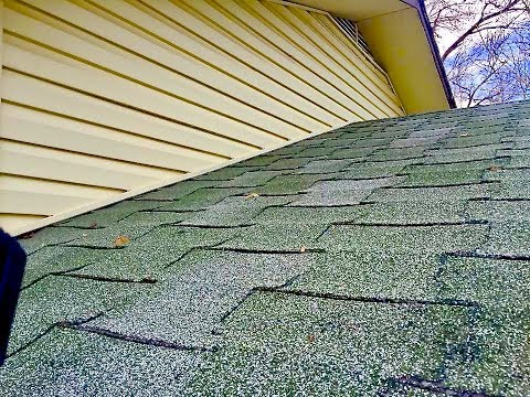 What to expect when re-roofing a house that has vinyl siding
