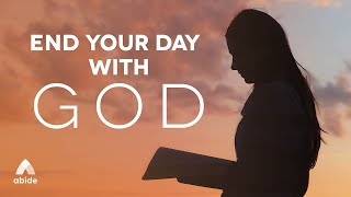 BLESSED AT BEDTIME | 3 Hour Powerful Bible Prayer Meditation To End Your Day | Teach Us To Pray screenshot 5