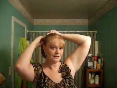 Movie Style: Truly Scrumptious Hair Style by Request